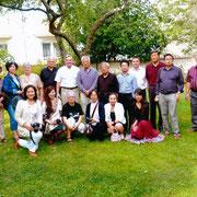 28. August 2012, Treffen mit chinesischen Schriftstellern in Luckenwalde