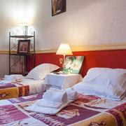 "Chambre ""twin"" avec 2 lits simples"