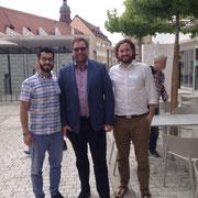 Präventionsfachtag Radikalisierung im Burkardushaus Würzburg mit Dr. Kiefer, dem Experten für Radikalisierung und Migration 08/18