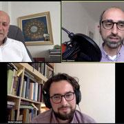 Begegnung vereint: Mit Eren Güvercin - Journalist, Autor, Podcaster - Mitgründer der Alhambra-Gesellschaft. 08.05.2020.