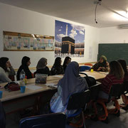 Mädchenabend in der Ditib-Moschee Kitzingen: Islam und Kultur in unserer heutigen Gesellschaft