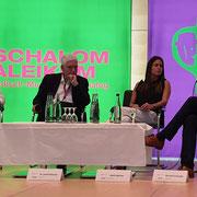 Shalom Aleikum Würzburg: Podiums-Diskussion