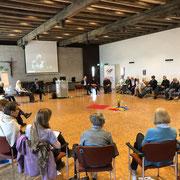 Franziskaner Kloster Oberzell - Haus Klara: Seminar: Franziskus und der Sultan -Dialog statt Hetze 03/19