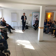 Franziskaner Kloster Obzerell - Haus Klara: Workshop: Franziskus und der Sultan - Dialog statt Hetze 03/19