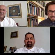 Begegnung vereint: Mit Aiman Mazyek - Vom Abitur zum Gespräch mit der Kanzlerin - Der Vorsitzende des Zentral Rats der Muslime   12.06.2020.