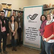 Vortrag und Gespräch mit dem sonderpädagogischen Dienst MSD Schweinfurt mit Manfred Blatz und Hamza Özkan: Islam im Schulkontext 01/20