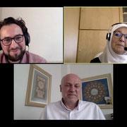 Begegnung vereint: Mit Frau Dr. Erika Amina Theißen - Initiatorin und Gründerin des BFmF.eV in Köln