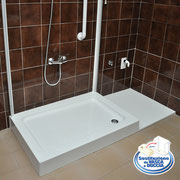 trasformazione da vasca a doccia senza opere murarie