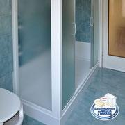 Da vasca a doccia in sole 6 ore! Soluzione Box Doccia Standard
