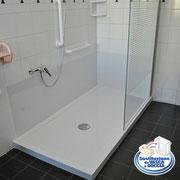 piatto doccia in sostituzione vasca