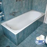 La vasca da sostituire con una doccia