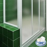 nuovo box doccia installato senza opere murarie