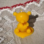 Мишка с сердечком - 1