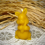 Зайчик с морковкой - 3