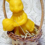 Пасхальный кролик - 1 (в корзинке)