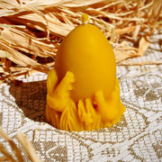 Яйцо с курочками