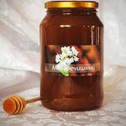 Мёд гречишный; 0,95 л – 1330 гр.