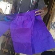 purple skirt for kapeska