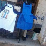 blue skirt for mtchaya