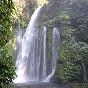 Der zweite Wasserfall