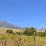 Auf dem Weg zum Kraterrand von Sembalun