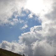 Und ein paar Wölkchen am Himmel