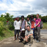 Bettina and Marcus from Germany spent 3 days / 2 nights on Rinjani