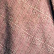 ●タイトル「織る:服地」