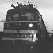 一時間二時間の遅れは当たり前のシベリア鉄道