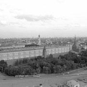 モスクワには二泊しました