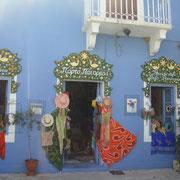 Kleine schöne Shops in Fiskardo