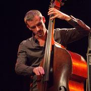 Maxime Delporte. Rémi Panossian RP3 Trio, Festival JAZZ360, Cénac 9 juin 2017