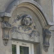 Buste de jeune homme, 21 cours Pasteur, Bordeaux Reproduction interdite - Tous droits réservés © Christian Coulais