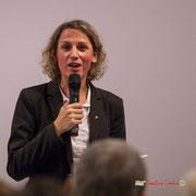 4/6 Marie Duret-Pujol, candidate aux élections européennes 2019. Comité d'appui la France insoumise aux élections européennes, Bordeaux. 22/11/2018