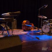 Serge Moulinier Trio, Soirée Cabaret JAZZ360, Salle culturelle de Cénac, Gironde