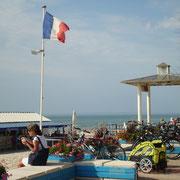 Le Kiosque, Soulac-sur-Mer Photographie © Christian Coulais