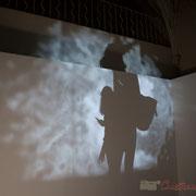 1 Ombres métamorphiques. Octobre numérique, Palais de l'Archevêché, Arles