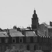 Quai Richelieu, église Saint-Paul-Saint-François-Xavier, Bordeaux. Reproduction interdite - Tous droits réservés © Christian Coulais