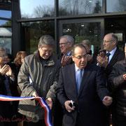 puis Philippe Madrelle, Sénateur, Président du Conseil Général de la Gironde...