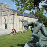 Basilique Notre-Dame-de-la-fin-des-Terres, Soulac-sur-Mer Photographie © Christian Coulais