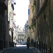 Rue de l'observatoire, Bordeaux. Reproduction interdite - Tous droits réservés © Christian Coulais