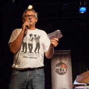 Richard Raducanu, Président de l'Association JAZZ360 présente la Soirée Cabaret en 3 parties et 2 sets ! 18/03/2017