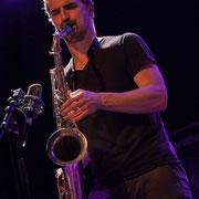Sylvain Rifflet, Festival JAZZ360 2016, Cénac