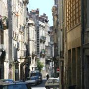 Rue de la Fusterie, Bordeaux. Reproduction interdite - Tous droits réservés © Christian Coulais