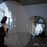 5 Métamorphy. Scenocosme : Grégory Lasserre & Anaïs met den Ancxt. Octobre numérique, Palais de l'Archevêché, Arles