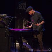 10 Félix Robin du quartet Capucine. Tremplin Action Jazz 2017. Le Rocher de Palmer, Cenon