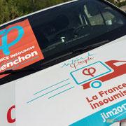 Au Tour du Peuple, la Caravane de la France Insoumise. 18 avril 2017, Floirac