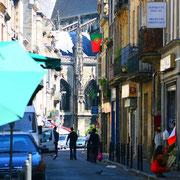 Rue des Faures, Bordeaux. Reproduction interdite - Tous droits réservés © Christian Coulais