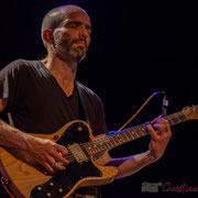 Philippe Gordiani, Festival JAZZ360 2016, Cénac, 10/06/2016