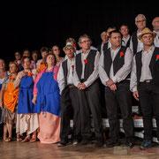 Les Choraleurs, Carmen in Swing, Fargues-Saint-Hilaire